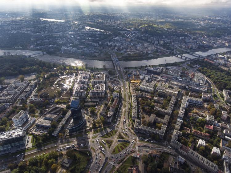 Gdzie zamieszkać w Krakowie? Sprawdź Prądnik Czerwony
