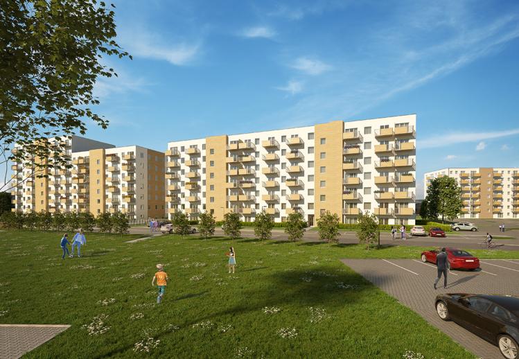 Kolejne mieszkania w poznańskiej ofercie Grupy Murapol