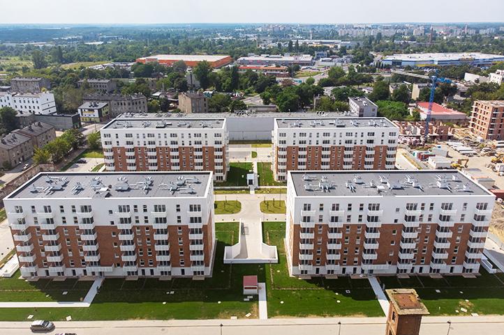 Grunty pod mieszkania poszukiwane w wielu regionach Polski