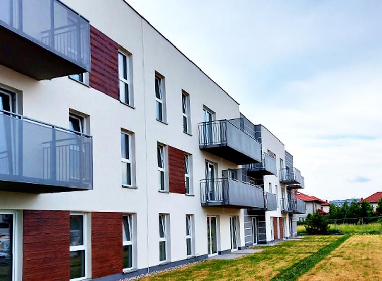 Mieszkania na warszawskiej Białołęce gotowe do odbioru!  Budynek Murapol Osiedle Natura z PnU