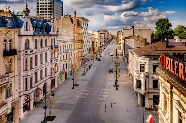 Nowoczesne mieszkania w Łodzi inspirowane przeszłością. Sprawdź propozycje dewelopera